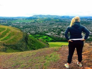 Arthur's Seat should be on any Edinburgh Scotland itinerary.