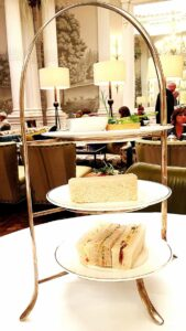 Take some time to relax and make afternoon tea a part of your Edinburgh Scotland itinerary.