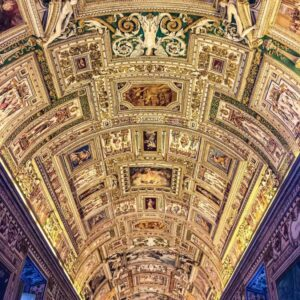 The Vatican in Rome Italy